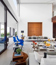 Living Space Without Boundaries