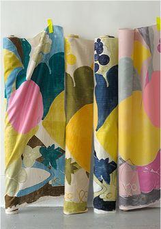 pretty thing of the week: nani iro fabrics