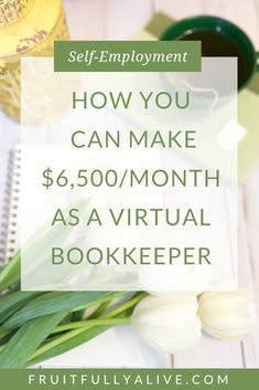 freelancing | work from home | wahm | at-home job ideas | self-employment series | virtual | bookkeeper