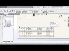 (553) SOLIDWORKS - Nested IF Statements to Create a Universal Weldments BOM - YouTube