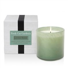 60.00$  Watch here - http://vinpq.justgood.pw/vig/item.php?t=7cg7cn25315 - LAFCO Fresh Cut Gardenia Living Room Candle