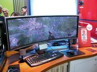 Me encantaria tener esa pantalla para el PC *_*