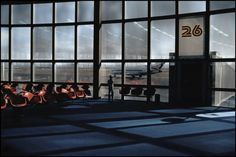 LAS VEGAS—The international airport, 1982. © Harry Gruyaert / Magnum Photos