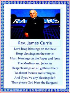 Rev James Currie