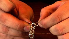 How To Make Jewelry At Home | Byzantine Chain |  Jewelry Making Basics Step-by-step instructions: http://diyready.com/diy-jewelry-making-how-to-weave-make-byzantine-chain/ Video link: http://youtu.be/sCivqYjA0hM