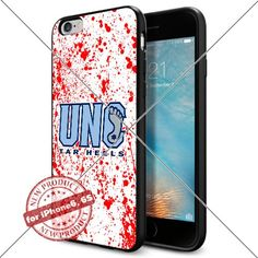 WADE CASE University of North Carolina Logo NCAA Cool Apple iPhone6 6S Case #1387 Black Smartphone Case Cover Collector TPU Rubber [Blood] WADE CASE http://www.amazon.com/dp/B017J7FZTM/ref=cm_sw_r_pi_dp_wWFvwb1AW9B7G