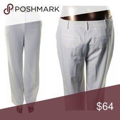 List! Jones New York Twill Dress Pants! NEW! Gorgeous white twill stretch pants! Jones New York Pants Trousers