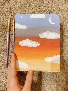 vsco: macywillcutt painting ideas on canvas for beginners Small Canvas Paintings, Easy Canvas Art, Small Canvas Art, Easy Canvas Painting, Cute Paintings, Mini Canvas Art, Simple Acrylic Paintings, Trippy Painting, Empty Canvas