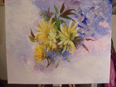 Stylish sunflowers ....