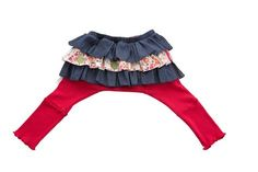 Ideas for Pavlik harness clothes: Skeggings - Red/Print