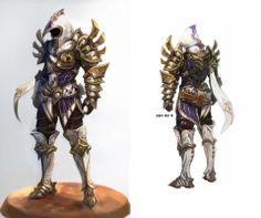 fantasy concept ak 23