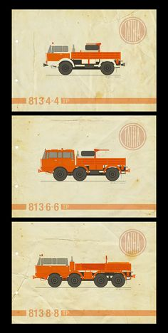 This project represents most of the manufactured versions of the special TATRA which were trucks developed for use in heavy terrain and towing trailers produced in in the former Czechoslovakia. Fire Trucks, Old Cars, My Works, Cars And Motorcycles, 4x4, Automobile, Technology, Retro, Vehicles