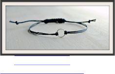 Wish Bracelet Tutorial (with Sliding Knot Clasp tutorial)