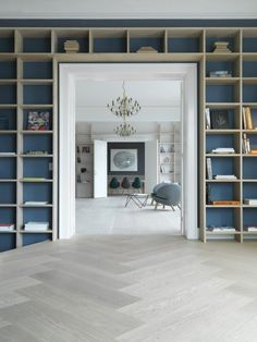 The Library, Dinesen Showroom - Dinesen