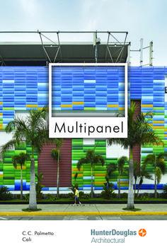 Multipanel C. Hunter Douglas, Cali, Blinds, Architecture, Home Decor, Style, Facades, Arquitetura, Swag