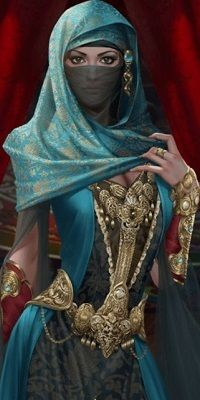 Arabic Characters, Dnd Characters, Fantasy Characters, Female Characters, Arabian Princess, Fantasy Princess, Princess Art, Fantasy Women, Fantasy Rpg