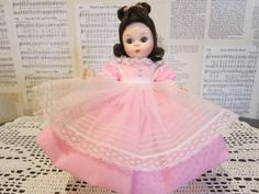 Madame Alexander Doll Beth from Little Women by TripleCTreasures, $30.00