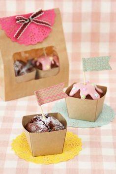 「チョコレートマフィン」トイロ | お菓子・パンのレシピや作り方【cotta*コッタ】
