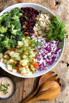 This time of year, my craving fora refreshing, healthy salad is just about insatiable. And while I can't live without the go-to kale or arugula variety, a weeklong marathon of the same salad on re...