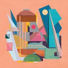 Modern Art, Modern Design, Graphic Art, Graphic Design, Concrete Art, Constructivism, Cubism, Modernism, Surreal Art
