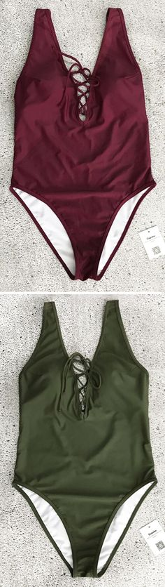 Solid color show! Free Shipping! Dare to try something new? You better not miss this one piece. It has high quality and soft fit. It's sure to be a hit!