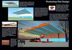photoshop first design