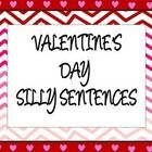 Here is a fun silly sentence worksheet with Valentine's Day theme. Student choose words from parts of speech chart and record their sentence on pro...