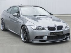 silver 328i tunning   2007 BMW 3 Series Coupe