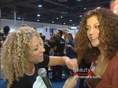 """THIS is exactly why I cut my own hair. I've never gone to a professional who knows how to cut curly hair. I always cut mine dry. video: why cutting curly hair is like trimming a plant (""""we don't wear our #curly hair wet [which changes its behavior completely], so cutting it wet makes no sense""""). #curls"""