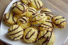 Nougatbissen, ein tolles Rezept aus der Kategorie Kekse & Plätzchen. Bewertungen: 38. Durchschnitt: Ø 4,3.