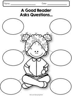 Ask-and-Answer-Questions-1997722 Teaching Resources - TeachersPayTeachers.com