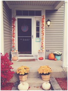 The Party Porch-Fall 2014 porch