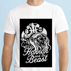 Beast Mode, Horror, Instagram Posts, Clothing, Mens Tops, T Shirt, Products, Fashion, Outfits