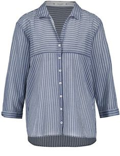 Neue Betty Barclay NavySand Shirt Mit 34 Arm Damen Online