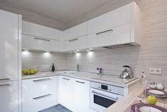 Výsledek obrázku pro pracovní deska v kuchyni a záda kuchyně