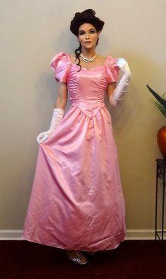 Dress Outfits, Dress Up, Feminized Boys, Satin, Elegant Dresses, Crossdressers, Transgender, Dress Making, Rockabilly