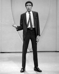 Richard Pryor on The Ed Sullivan Show.