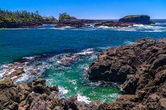 Pacific Rim National Park Reserve | ... Beach area, Pacific Rim National Park Reserve, B.C. (perspective 1