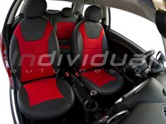 View the wide tailor made collections of car seat covers MINI. Available in different colors and design.