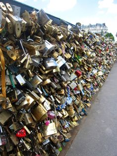 Put a lock on the Lover's bridge in Paris and throw the key.
