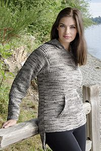 Cascade Yarns® 220 Superwash® Effects In The Hoodie W700 by Melissa Leapman. http://www.cascadeyarns.com/patternsFree/W700_220SWEInTheHoodie.pdf
