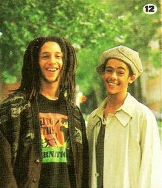Julian and Damian Marley, 1996