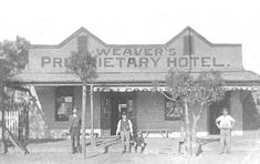 Hotels of the Goldfields - Cue ~ Outback Family History Local History, Family History, Lost Hotel, Excelsior Hotel, West End, History Museum, Historical Society, Western Australia, Great Britain