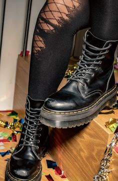 Jadon Platform Boot