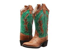 Old West Kids Boots Fashion Western Boot (Toddler/Little Kid)