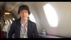 Mick Jagger - Mick Jagger: Behind The Scenes clip Rolling Stones Videos, 6 Music, Mick Jagger, Behind The Scenes, Youtube, Rock, Movie, Skirt, Locks