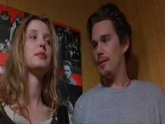 'Before Sunrise' Trailer... This is a wonderful movie.