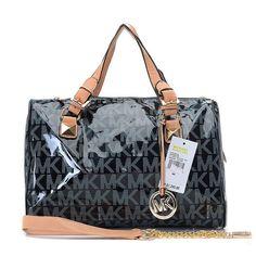 Michael Kors Brown Hobo Handbag - $107.00#http://www.bagsloves.com/