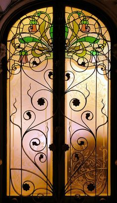 The Nicest Pictures: Art Nouveau - Barcelona, Catalonia