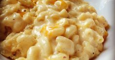 Smoked Gouda Cheddar Mac and Cheese. Recipe by Just a Dish. Pinned from Tasty Kitchen. Uses 3 kinds of cheese: Smoked Gouda, Cheddar, Aged Sharp Cheddar. by Just a Dash recipes cheese Think Food, I Love Food, Good Food, Yummy Food, Healthy Food, Pasta Dishes, Food Dishes, Side Dishes, Cheddar Mac And Cheese